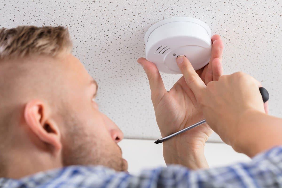 Replace Smoke Detector