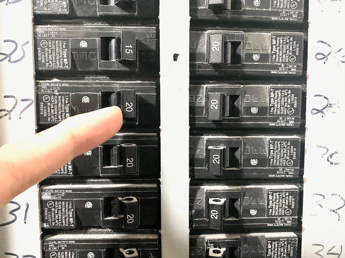 Testing Circuit Overload
